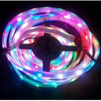 High bright magic color digital led strip light 30led/m 30IC built-in LED Manufactures