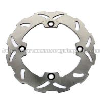 Stainless Steel Rear Brake Discs For Motorcycle , Outstanding Braking Performance Manufactures