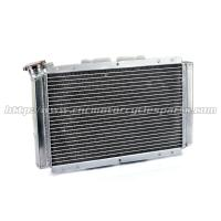 Quality Quad Bike Parts ATV Radiators With Gaps For YAMAHA Rhino 450 660 for sale