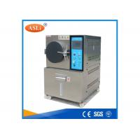 HAST Pressure Accelerated Aging Test Chamber 450 * 550mm Internal Dimension Manufactures