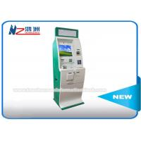 Anti Peeping Lottery Ticket Vending Kiosk Machine Self Cash / Card Payment Manufactures