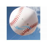 Digital Printing Advertising Sports Balloons Inflatable Baseball For Special Event Manufactures