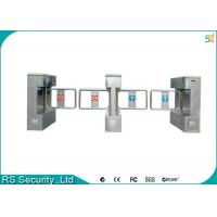 Quality Retractable Swing Barrier Gate Supermarket Auto Swing Turnstile Price for sale