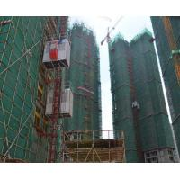 Quality Building hoists with high speed for sale