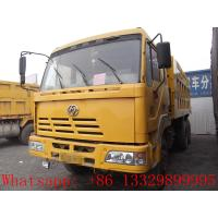 340HP Heavy Duty Hongyan Genlyon Dump Trucks, hot sale best price HONGYAN brand dump tipper truck Manufactures