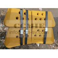 SD16 cutting edge and end bit Shantui bulldozer parts 16y -81-00002 , 16Y -81-00003 Manufactures