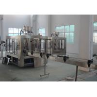 Quality Rotary Carbonated Drink Filling Machine Filling Production Line 5000 BPH for sale
