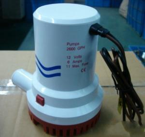 DC 12V/24V submersible pump bilge pump Manufactures