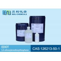 Quality EDOT Electronic Grade Chemicals 3,4-Ethylenedioxythiophene CAS No.126213-50-1 for sale