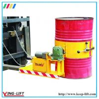 Forklift Drum Attachment With Battery-Operated Electric HK300-2 Manufactures