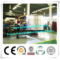 Automatic Welding Machine Revolving Table / Floor Turntable Positioner Manufactures