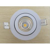 180-240V dimmable led downlight 10W COB Manufactures