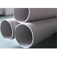ASTM A554 430 Stainless Steel Pipe Austenitic Type With Mill Test Certificate Manufactures