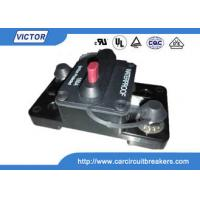 Push Button Change Panel Mount DC Circuit Breaker Boat Accessory Trolling Motor Manufactures