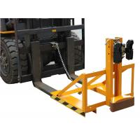 465-690 Adjusting Height Drum Clamp Attachment With Black Gripper Manufactures