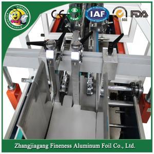 Economic promotional china corrugated foil folder gluer machine Manufactures