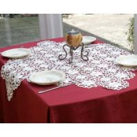 100% Polyester Western Table Cloth Manufactures