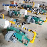 China Automatic industrial liquefied petroleum gas burner on sale