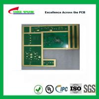 Buy cheap Pcb Fabrication Aeronautics Printed Circuit Board 4L RO3001 Assembly Design from wholesalers