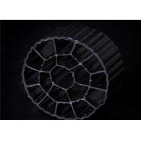 Buy cheap Plastic black color Koi Kaldnes Filter Media with Good Impact Resistance for from wholesalers