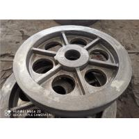 Casting Parts Ductile Iron Flywheel Corrosion Resistant Long - Term Use Manufactures