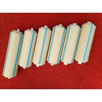 Nylon Conveyor Rollers Fertilizer Plant Conveyor Belt Rollers Operate Silently Manufactures