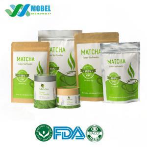 Gree Tea Extarcts  Matcha Tea Powder For Healthy Food Detox Slimming Manufactures
