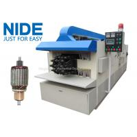 Automatic Armature Trickle Impregnation Machine / Equipment With Air Cooling Manufactures