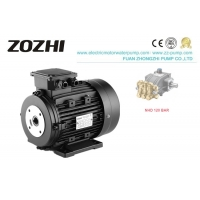 Pressure Washer Hollow Shaft 4 Pole 3 Phase Asynchronous Motor Manufactures