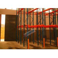Customized Warehouse Storage Racks Drive In Pallet Racking Q235B Steel Material Manufactures
