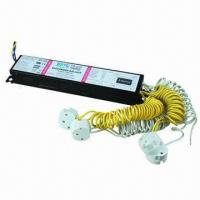 2 x 18W T8 Electronic Ballast for Lamp Box, with 220 to 240V Input AC Voltage and 0.98 Power Factor Manufactures