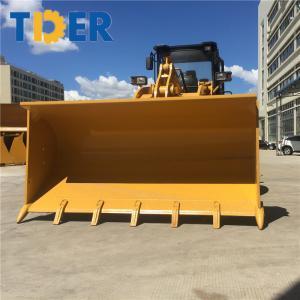 TIDER 5 ton front end diesel wheel loader truck ZT956 Manufactures
