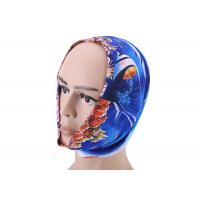 Buy cheap Bicycle Soft Fadeless UV  Headwear Bandana With Burning Cloud Logo from wholesalers