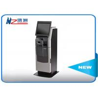 Floor Stand Self Service Payment Kiosk Cash Card With Touch Screen Indoor With Cinema Manufactures