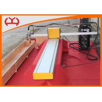 China Metal Processing Portable Plasma CNC Cutters Machine With Fastcam Nesting Software on sale