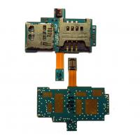 Cell Phone Flex Cable For Samsung T959 Sim card , Mobile Phone Flex Cable Manufactures