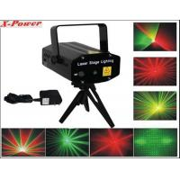 Red and Green Color Mini Laser Stage Light With 20 Patterns Gobos For KTV, DJ Club  S-20 Manufactures