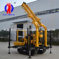 China XYD-130 crawler type water borehole drilling machine boring machine portable for sale on sale