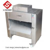 Chicken duck goose poultry turkey cuber machine, Chicken cube cutting machine, fish meat, duck, goose cutter Manufactures