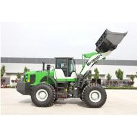 5 Tons Hydraulic System Compact Wheel Loader With Energy Saving Engine Manufactures