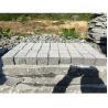 Dark Grey Granite Paving Stones Exterior Decoration Eco - Friendly Manufactures