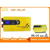 Pure Sine Wave Inverter 2kw 12V 24V With Solar Controller For Water Pump & Solar System Manufactures