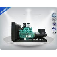 4 Pole Electronic Industrial Power Generators 4 Wires 500-1000Kw 1250Kva Manufactures