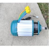 China Electric Motors 1500W / Electric Car Motor Parts For Vehicles WITH CCC Certification on sale