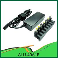 China Smart 40W Laptop Power Adapter with CE FCC Approval  ALU-40A1F (black) on sale