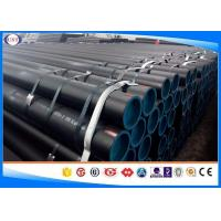 Steel Line Pipe Seamless Carbon Steel Pipes & Tubes API 5L Grade B Mill Test Certificate Manufactures