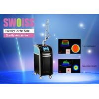 Carbon Peel ND Yag Laser Machine For Birth Mark / Otas Nevus / Speckle Removal Manufactures