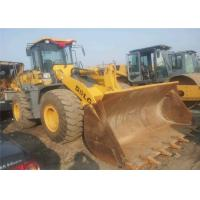 Quality Used SDLG 953 Front End Tractor Loader 3cbm Bucket 16600kg Operating Weight for sale