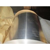 Temper O Industrial Aluminum Foil Alloy 8006 0.33MM Thickness For Heat Exchanger Manufactures