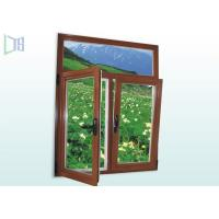 Quality Elegant Hinge Aluminium Tilt And Turn Windows Space Saving With German Hardware for sale